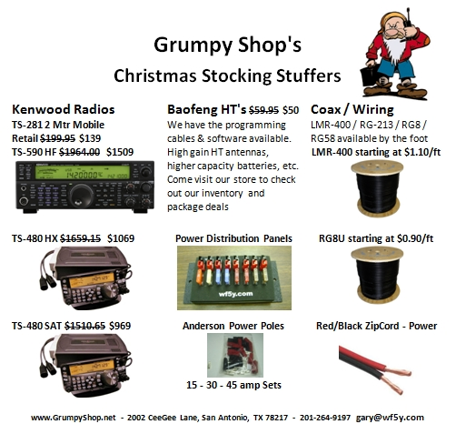Grumpy Shop Special Offers